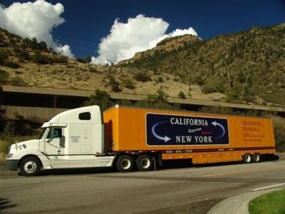 California New York Express Movers Azlogistics Com
