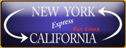 California New York Express Movers