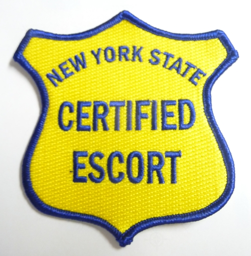 Apologise, nc escort certification