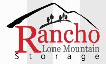 Rancho Lone Mountain Storage