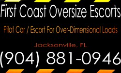First Coast Oversize Escorts