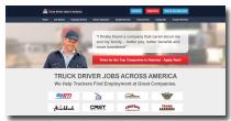 Truck Driver Jobs In America
