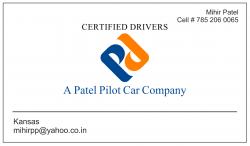 A Patel Pilot Car Company LLC