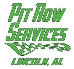 Pit Row Pilot Cars