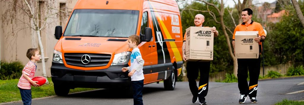 Interstate Trucking Reviews >> Allied Pickfords Australia | azlogistics.com