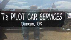 T's Pilot Car Services